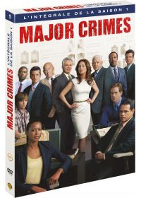 Major Crimes - Saison 1 - DVD