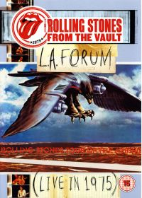 The Rolling Stones - From The Vault - L.A. Forum (Live in 1975) - DVD