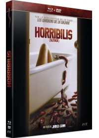 Horribilis (Slither) (Édition Collector Blu-ray + DVD) - Blu-ray