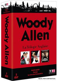 Woody Allen - La trilogie anglaise - Match Point + Scoop + Le rêve de Cassandre - DVD