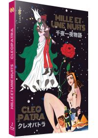 Animerama - Mille et une nuits + Cleopatra - Blu-ray