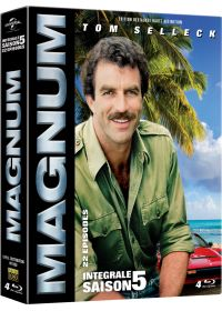 Magnum - Saison 5 (Version Restaurée) - Blu-ray