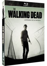 The Walking Dead - L'intégrale de la saison 4 - Blu-ray