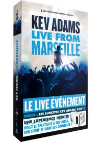 Kev Adams - Live from Marseille (Édition Limitée) - DVD