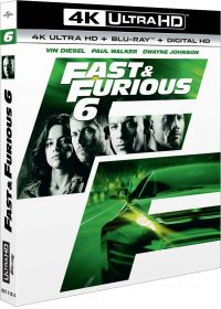 Fast & Furious 6 (4K Ultra HD + Blu-ray + Digital UltraViolet) - 4K UHD
