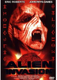 Alien Invasion - Endangered Species - DVD