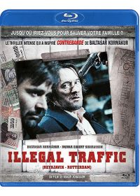 Illegal Traffic (Reykjavik Rotterdam) - Blu-ray