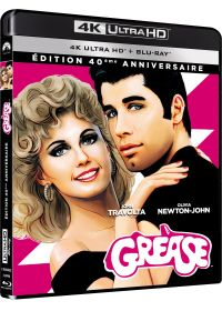 Grease (4K Ultra HD + Blu-ray) - 4K UHD