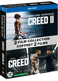Creed + Creed II - Blu-ray
