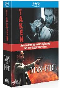Taken + Man on Fire (Pack) - Blu-ray