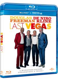 Last Vegas (Blu-ray + Copie digitale) - Blu-ray