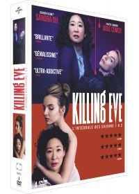 Killing Eve - Saisons 1 & 2 - DVD
