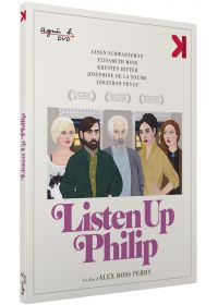 Listen Up Phillip - DVD