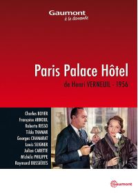 Paris Palace Hôtel - DVD