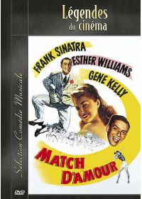 Match d'amour - DVD