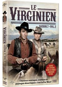 Le Virginien - Saison 7 - Volume 2 - DVD
