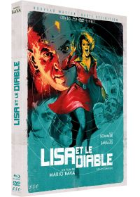 Lisa et le diable (Édition Collector Blu-ray + DVD + Livret) - Blu-ray