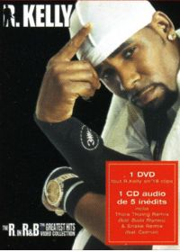 R. Kelly - The R in R&B - The Greatest Hits Video Collection - DVD