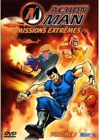 Action Man - Mission extrêmes - Volume 1 - DVD