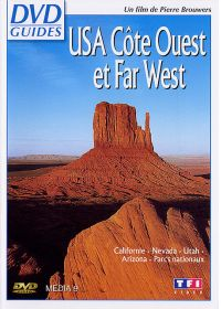 USA Côte Ouest et Far West - DVD