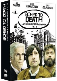 Bored to Death - Saisons 1 à 2 - DVD
