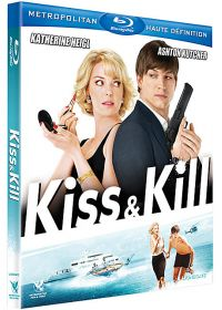 Kiss & Kill - Blu-ray