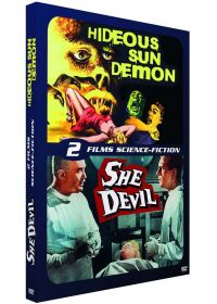 Hideous Sun Demon + She Devil - DVD