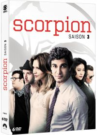 Scorpion - Saison 3 - DVD