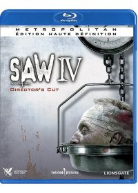 Saw IV (Director's Cut) - Blu-ray