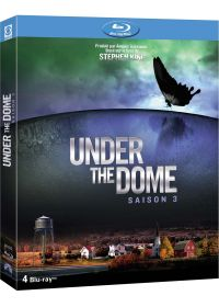 Under the Dome - Saison 3 - Blu-ray