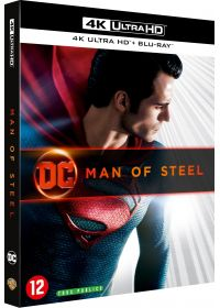 Man of Steel (4K Ultra HD + Blu-ray + Digital UltraViolet) - Blu-ray 4K