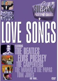 Ed Sullivan's Rock'n'Roll Classics - Love Songs - DVD
