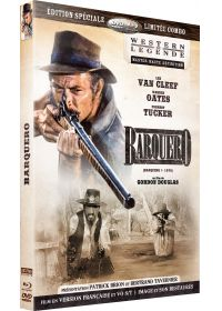 Barquero (Édition Spéciale Combo Blu-ray + DVD) - Blu-ray