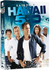Hawaii 5-0 - Saison 5 - DVD