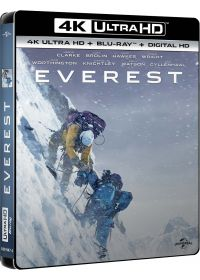 Everest (4K Ultra HD + Blu-ray + Digital UltraViolet) - Blu-ray 4K