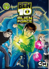 Ben 10 Alien Force - Saison 1 - Volume 1 - DVD