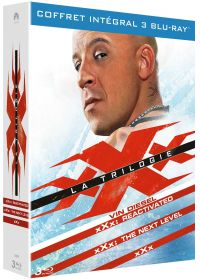xXx, la trilogie : xXx + xXx 2 : The Next Level + xXx : Reactivated - Blu-ray