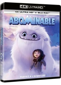 Abominable (4K Ultra HD + Blu-ray) - 4K UHD