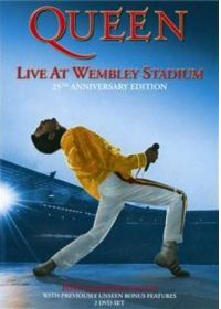 Queen - Live at Wembley Stadium (Édition 25ème Anniversaire) - DVD