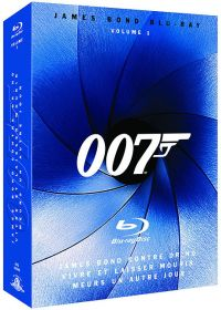 James Bond Blu-ray - Volume 1 (Pack) - Blu-ray