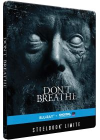 Don't Breathe (La maison des ténèbres) (Blu-ray + Copie digitale - Édition boîtier SteelBook) - Blu-ray