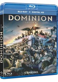 Dominion - Saison 2 (Blu-ray + Copie digitale) - Blu-ray