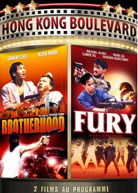 Brotherhood + Fury - DVD