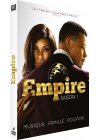 Empire - Saison 1 - DVD