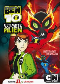 Ben 10 Ultimate Alien - Volume 1 - L'évasion - DVD