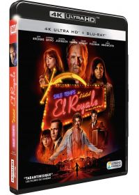 Sale temps à l'hôtel El Royale (4K Ultra HD + Blu-ray) - 4K UHD