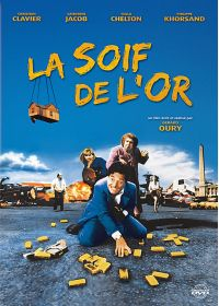 La Soif de l'or - DVD