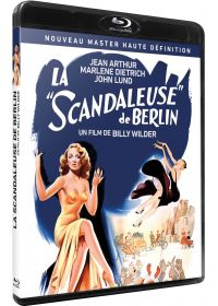 La Scandaleuse de Berlin - Blu-ray