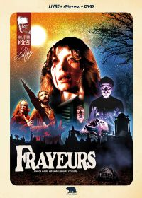 Frayeurs (Édition Collector Blu-ray + DVD + Livre) - Blu-ray