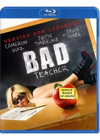 Bad Teacher (Non censuré) - Blu-ray